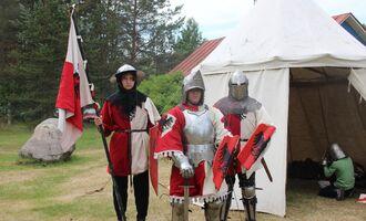 Рыцарские дни в БРИГАНТИНЕ+